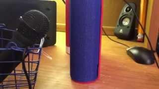 $180 UE Boom VS $600 Full Range Stereo Speaker System