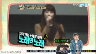[Cut] 120418 miss A Suzy - Idol Most Wanted by Other Idol Groups (2nd) @ Weekly Idol