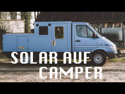 Strom für Fritteuse im Bus   Camper