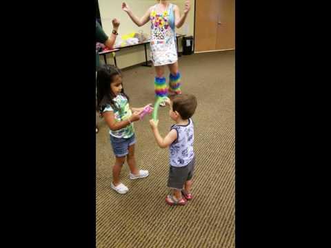 Miss Jenny's 1st dance class