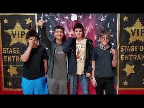 Venice Middle School iReady i-Celebrity Celebration