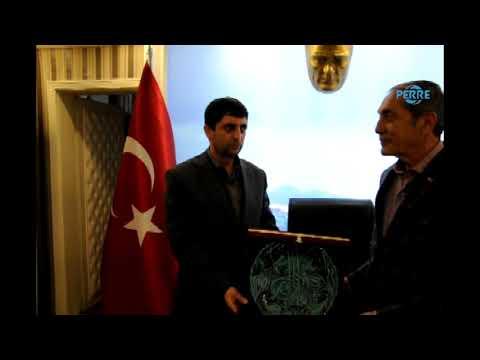 Gölbaşı Belediye Başkanı Özdemir'e AGAD'dan Ziyaret