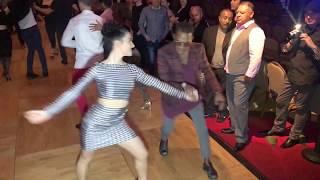 JUAN MATOS  & GIADA CRISTOFARI SALSA DANCE @ SEATTLE SALSA CONGRESS 2017