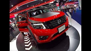 New Pickup Nissan Navara 2018