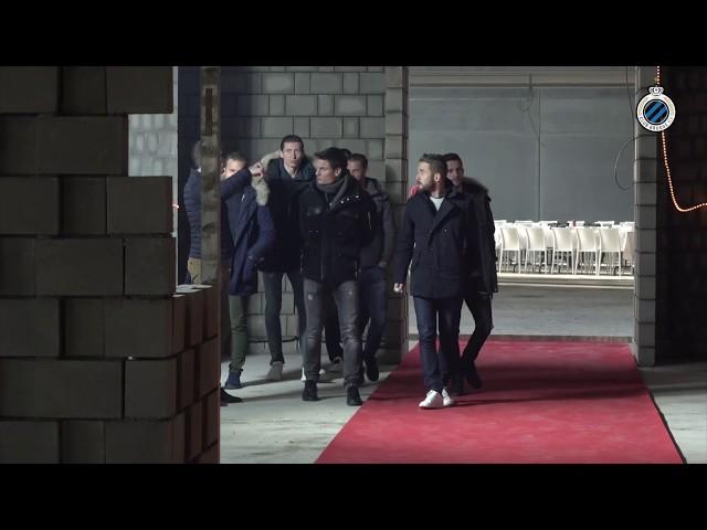 BELFIUS BASECAMP | SPELERS OP BEZOEK | 2018-2019