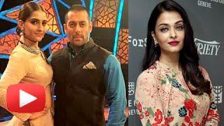 Salman Khan Compares Sonam Kapoor With Aishwarya Rai