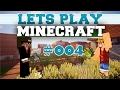 Das Haus nimmt formen an!!!!!!! - Minecraft Together  #004