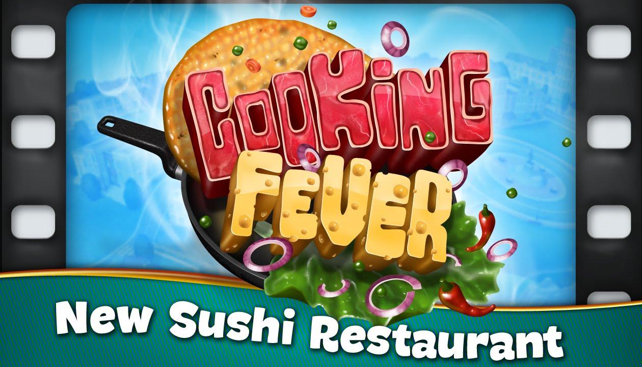 Cooking Fever New Restaurant