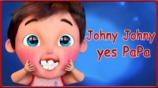 Johny Johny Yes Papa , Baby Shark , The Wheels on the Bus , Twinkle Twinkle Little Star [HD]