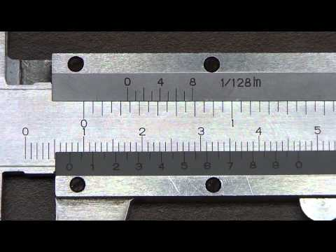 how to use a vernier caliper