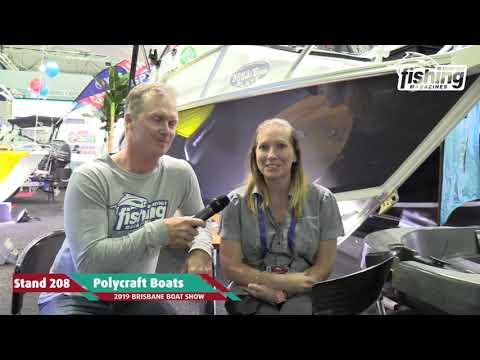 2019 Brisbane Boat Show | Polycraft Deals