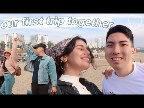 Our First Trip Together ♡ Traveling Alone With My Boyfriend!