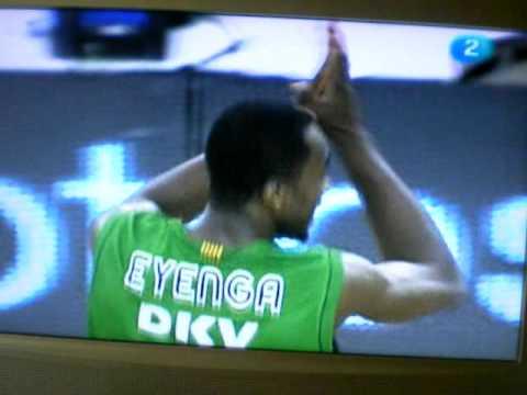 eyenga dunk contest 2009