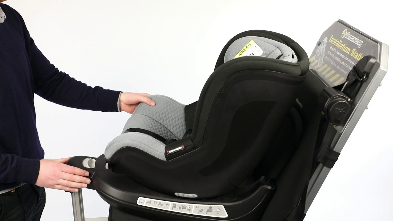 Mountain Buggy safe rotate™ - Instructional video