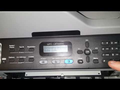 BROTHER FAX-L2700DN DRIVER