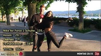 Die Bachelorette 5: Wie teuer ist dein Outfit? - Strassenumfrage mit Mia und Danilo