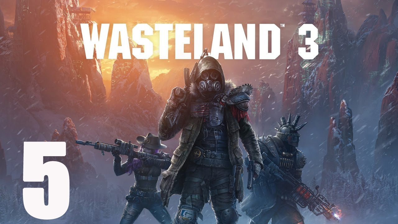Garden Of The Gods Let S Play Wasteland 3 Part 5 Youtube