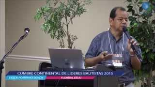 """Reflexión Bíblica """"Jesús nuestro paradigma de transformación"""" por Pablo Moreno"""