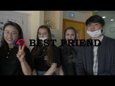 Bestfriend Korean Language School in seoul (Global Party)