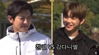 [Vietsub CC] The Master Key - Chanyeol đấu với Kang Daniel