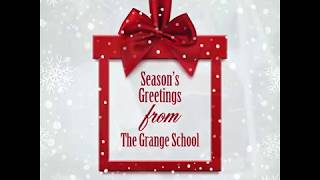 The Grange School Christmas Card