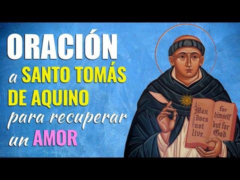 🙏 Oración a Santo Tomás de Aquino para RECUPERAR UN AMOR 💔