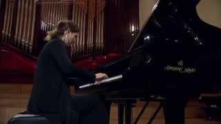 Galina Chistiakova – Waltz in A flat major Op. 42 (second stage)