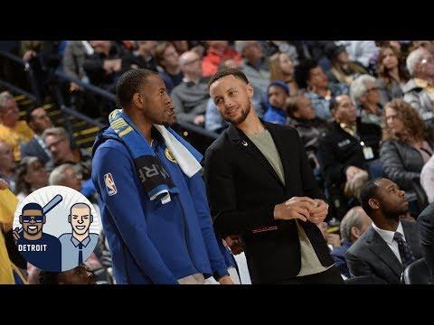 Jalen Rose: Warriors can get healthy during playoffs   Jalen & Jacoby   ESPN