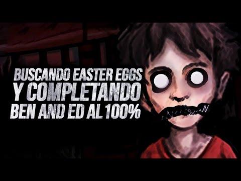 BUSCANDO EASTER EGGS Y COMPLETANDO BEN AND ED AL 100%   BEN AND ED