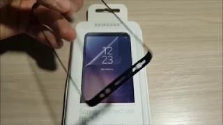 Samsung Galaxy s8 эксплуатация : Броне Стекло или Пленка