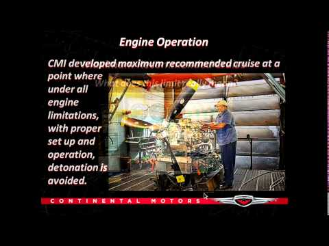 Aircraft Engine Flight Management Including Lean of Peak Operation Part 1