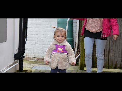 Trunki ToddlePak Purple Review & Demo