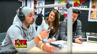 Doc - Freestyle  @ ProFM LIVE Session