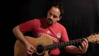 Dylan Ryche - Mulberry Street (Fingerstyle Guitar)