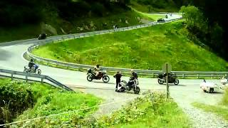 Goldwing - retour du Tyrol Nauders 9