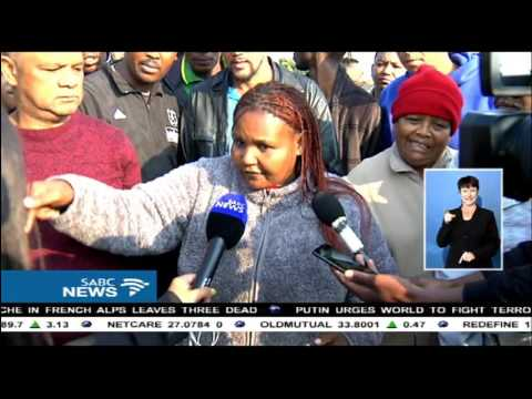 Fresh violence flared in the South of JHB over service delivery