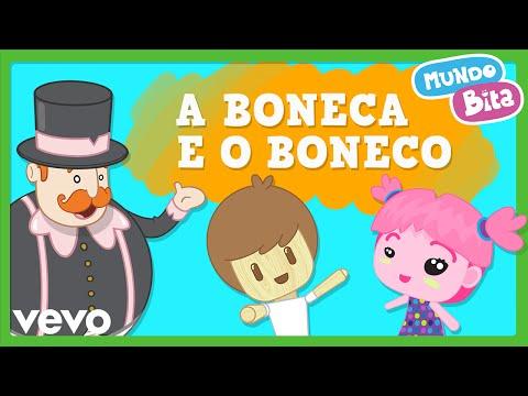 Mundo Bita - A Boneca e o Boneco (V铆deo infantil)