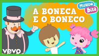 Mundo Bita - A Boneca e o Boneco (Vídeo infantil)