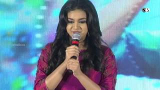 Keerthy Suresh Cute Speech at Remo Movie Success Meet   Sivakarthikeyan, Keerthy Suresh   E3 Talkies