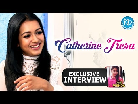 Sarrainodu || Actress Catherine Tresa Full Exclusive Interview || Talking Movies with iDream # 153