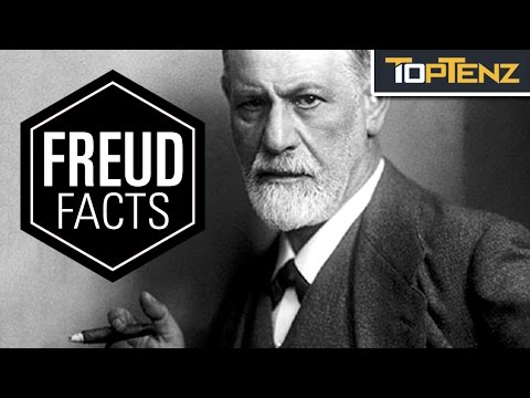 Top 10 Insane Facts About Sigmund Freud