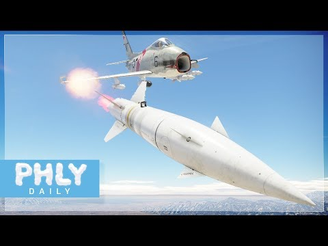AGM-12B MISSILE | DELETE EVERYTHING FROM 5KM AWAY (War Thunder Air To Ground Missiles)