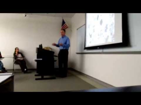 Bill Burns Guest Lecture / June 2014 / University of Central Florida