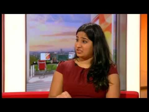 The Marine Professional on BBC Breakfast discussing the Hoegh Osaka