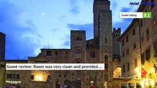 Camping Il Boschetto Di Piemma *** Hotel Review 2017 HD, San Gimignano, Italy