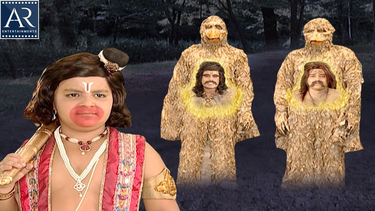 जय जय जय बजरंगबली | Episode-709 | राम भक्त हनुमान कथा | @Bhakti Sagar AR Entertainments