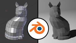 Introducción a la Modelación 3D en Blender | Proyecto Papercraft ft. FelipeBlast
