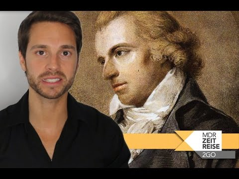 Friedrich Schiller erklärt | Promis der Geschichte mit Mirko Drotschmann