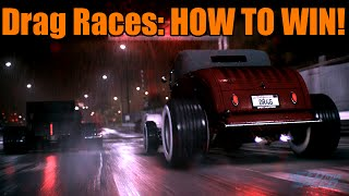 need for speed drag tutorial everything you need to know to win
