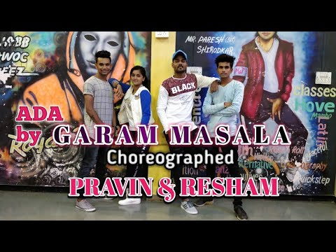 Ada Dance Video song | Garam Masala | Royal Dance Academy | Pravin & Resham